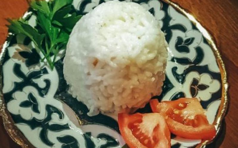 Узбекский рис