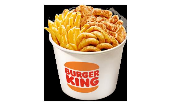 Кинг букет «Снекмикс»