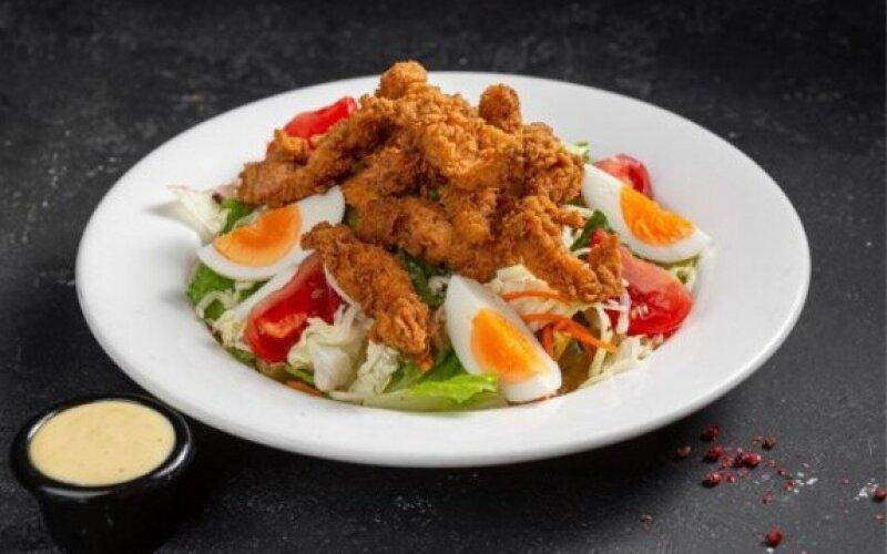 Салат куриный «Кейджин»
