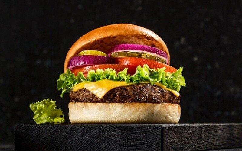 Friday's Чизбургер
