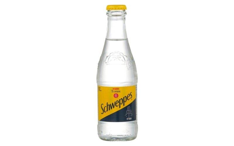 Напиток газированный «Schweppes tonic»