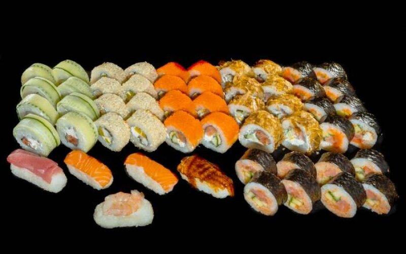 Суши-сет «Весёлый тунец»