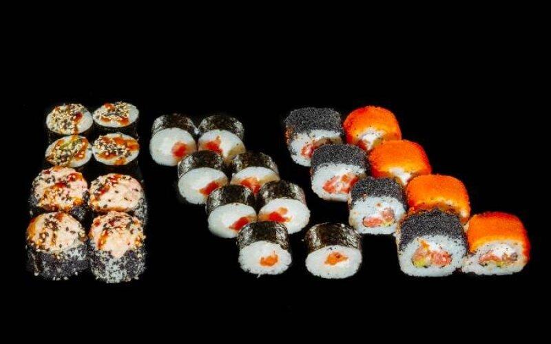 Суши-сет «24 самурая»