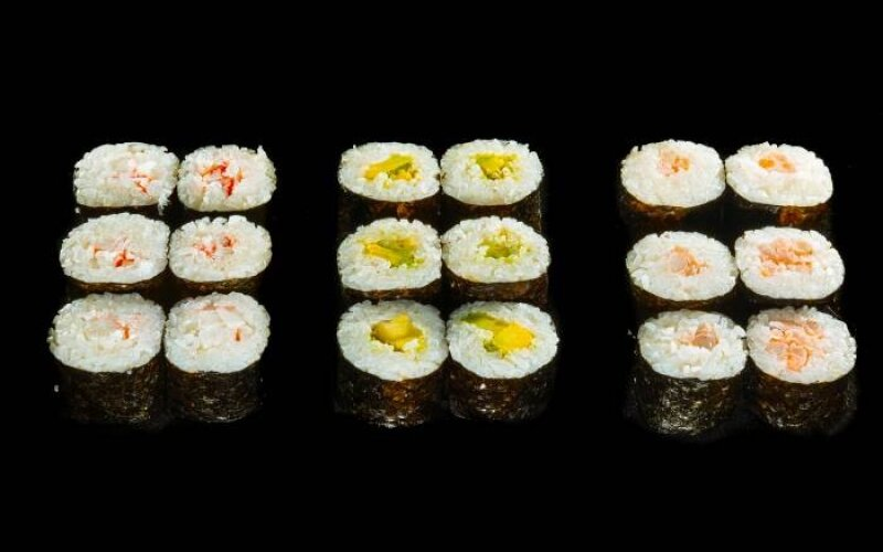 Суши-сет «Мини-классика»
