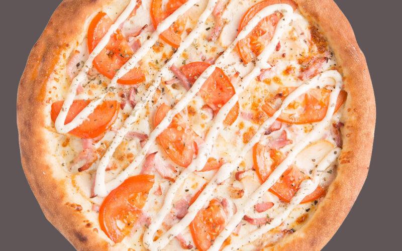 Пицца «Чикен-рэнч»
