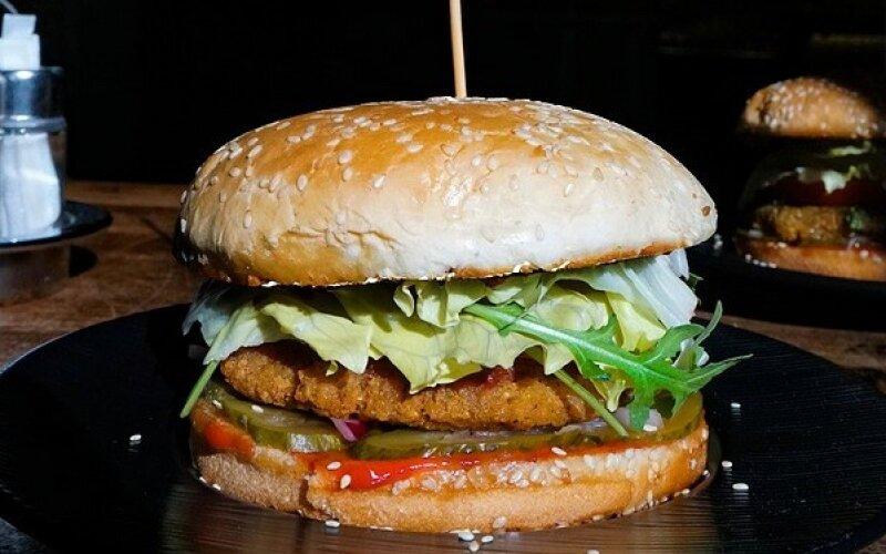 Бургер «Томатный»