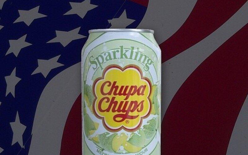 Напиток газированный Chupa Chups «Дыня»
