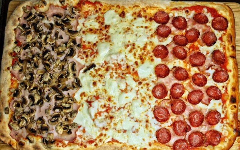 Пицца-микс «Баста-Паста»