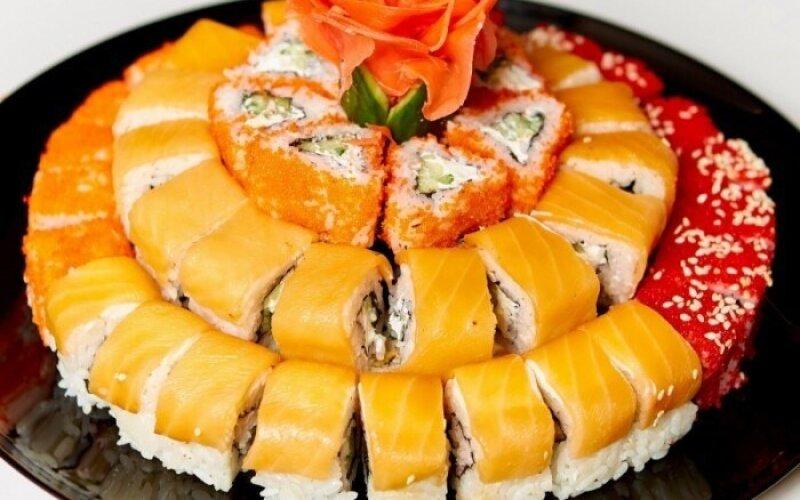 Суши-сет «Торт Праздничный»