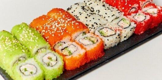 Суши-сет «Сокраменто Яки»