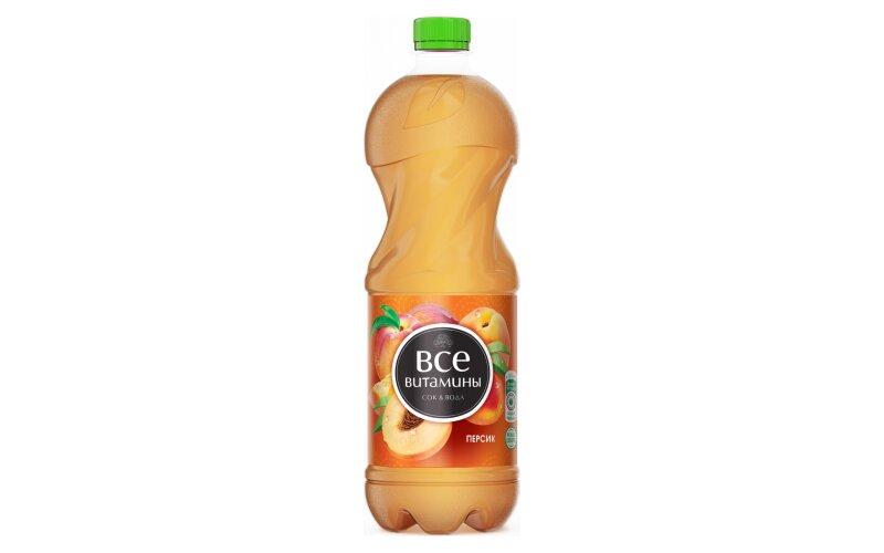 Напиток «Все витамины» в ассортименте