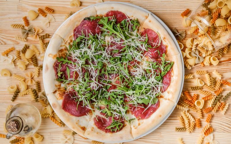 Пицца «Брезала»