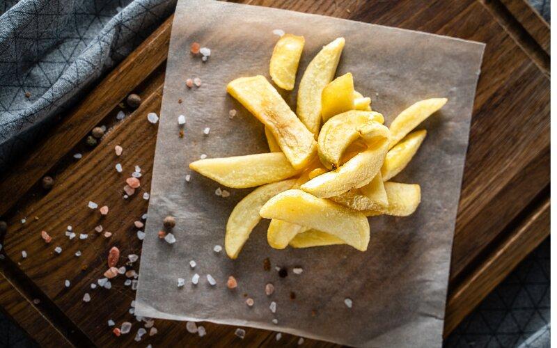 Картофель фри «KARTOXA»