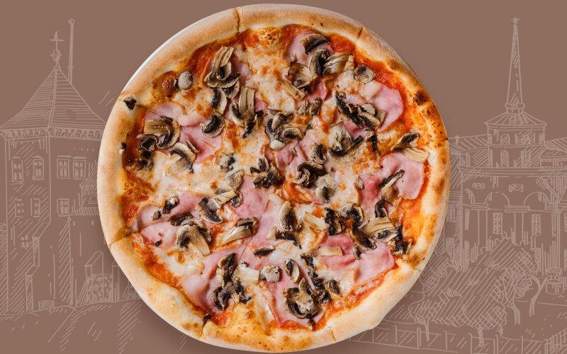 Пицца «Капричоза»