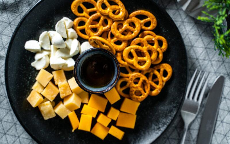 Сырная тарелка «Cheese сет»