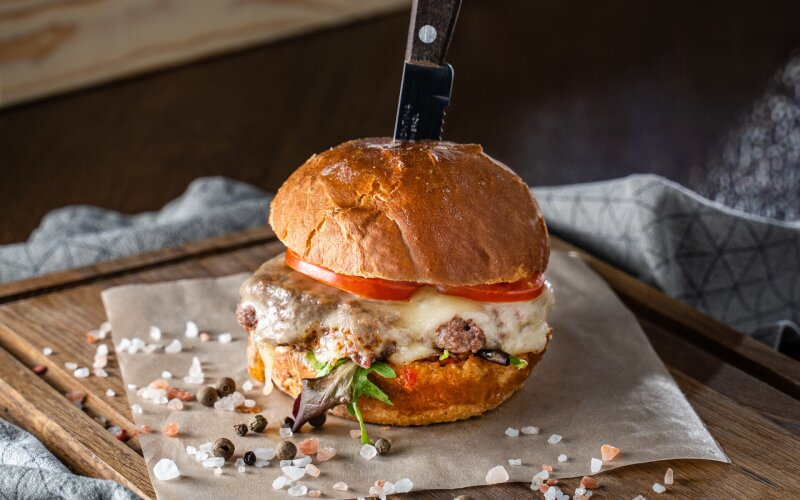 Бургер Italy