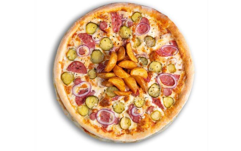 Пицца «Бабулина»