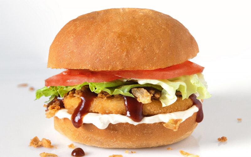 Бургер «Чикен хит»