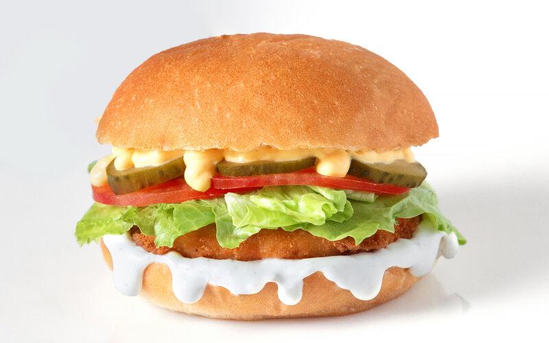 Бургер «Чикен тайм»