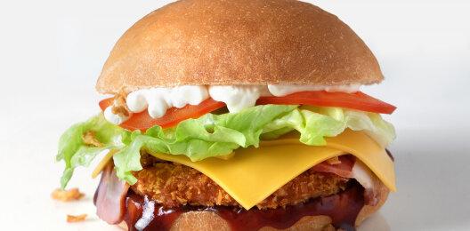 Бургер «Макси чикен»