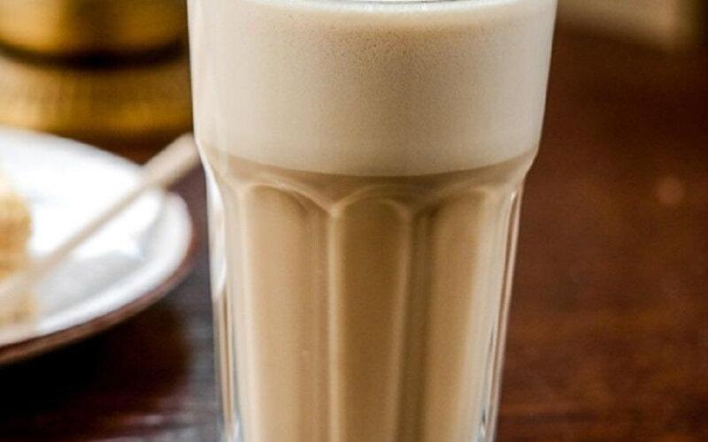 Кофе «Раф солёная карамель»