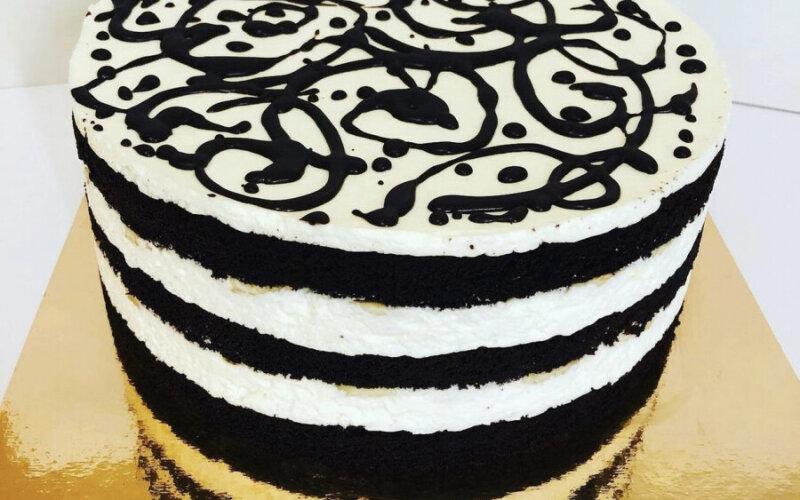 Торт «Фруктово-шоколадный»