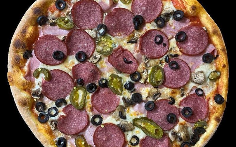 Пицца «Пеперони люкс»