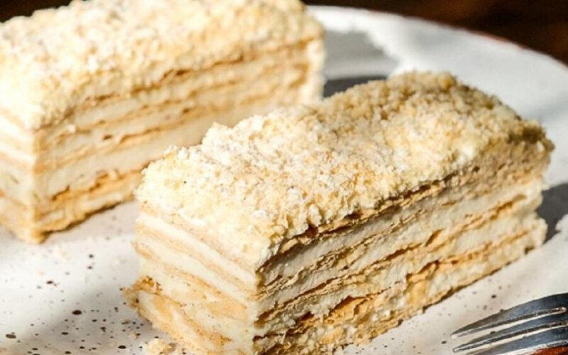Десерт «Наполеон»