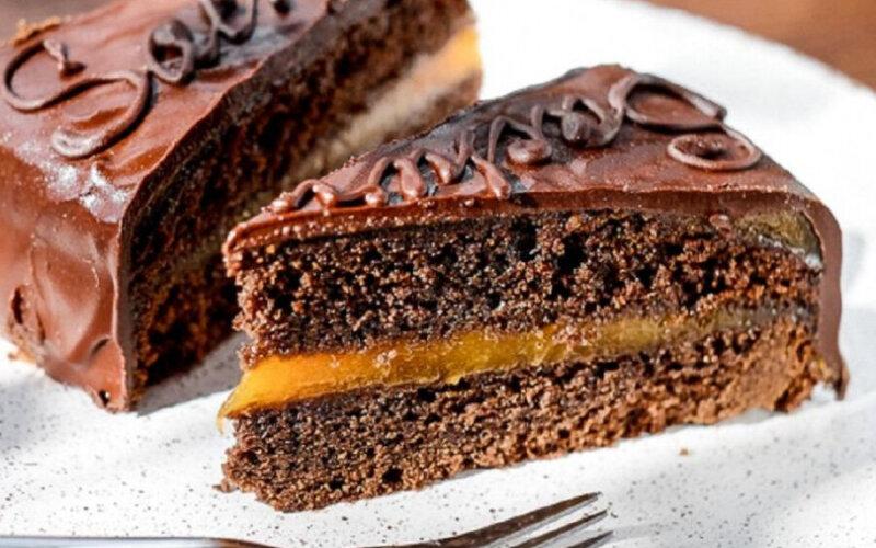 Десерт «Захер»