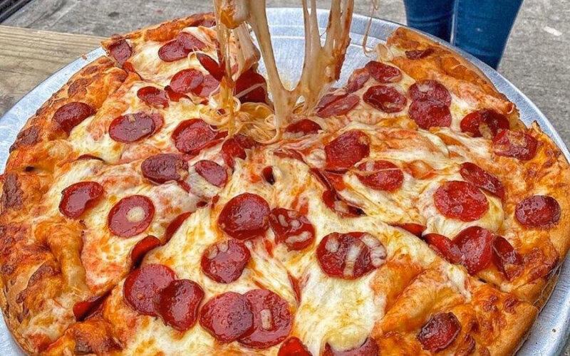 Пицца «Mega OLD»
