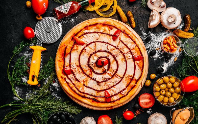 Пицца «Аппетитная»