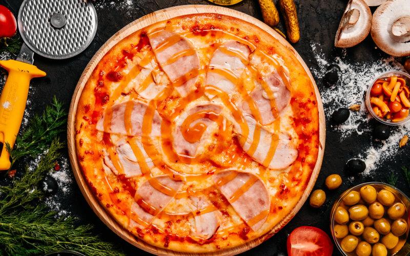 Пицца «Монтача»
