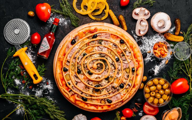 Пицца «Каприченеза»