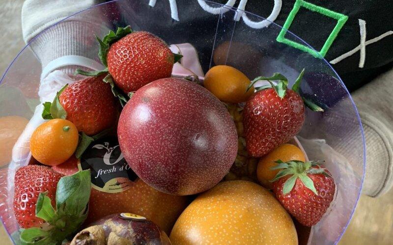Набор фруктов  «Сочная нежность»