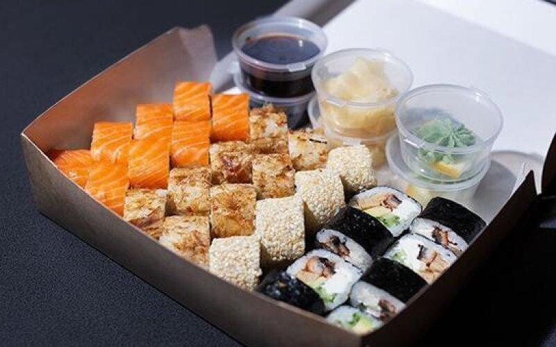 Суши-сет «Дары моря»