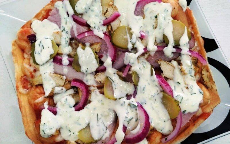 Bubble-пицца «Домашняя»