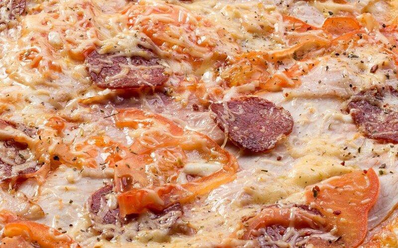Пицца «Эдамская»