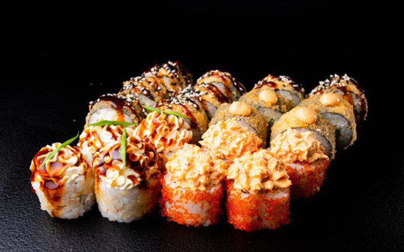 Суши-сет «Куджицу»