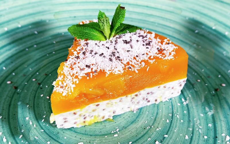 Десерт «ZEN фитнес»