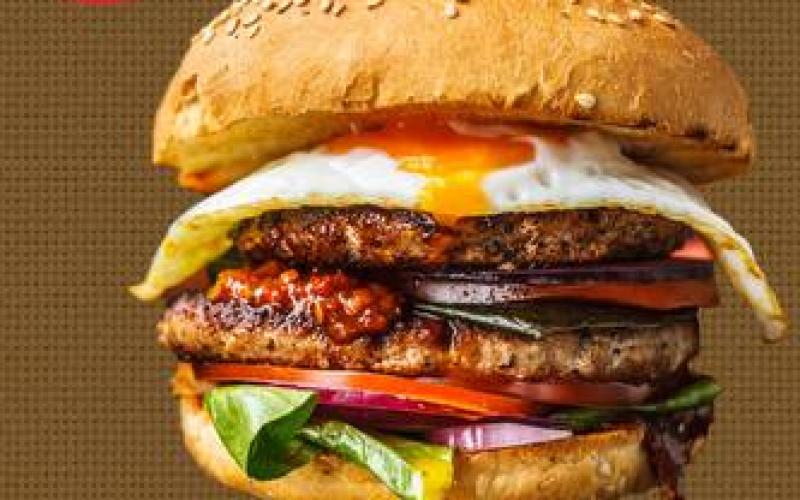 «Драйв» бургер