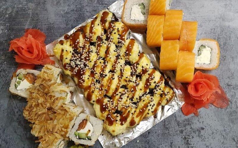 Суши-сет «Огненный»