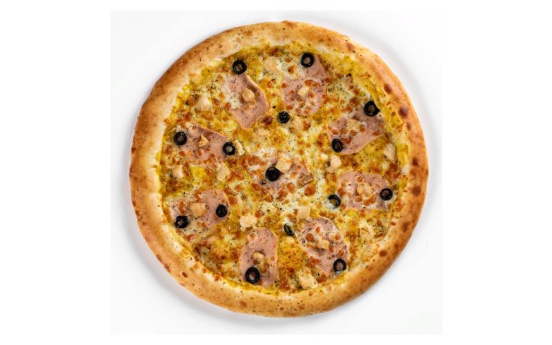 Пицца «Цыпленок по-баварски»