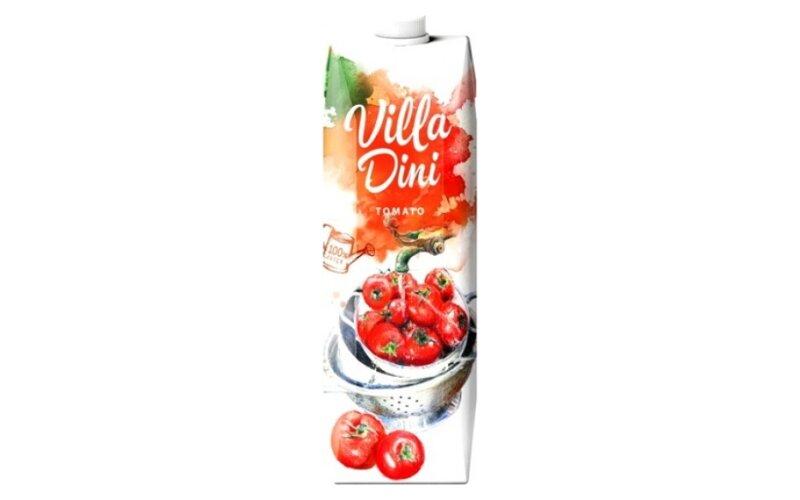 Сок Villa Dini томатный