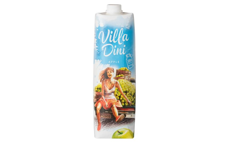 Сок Villa Dini яблочный