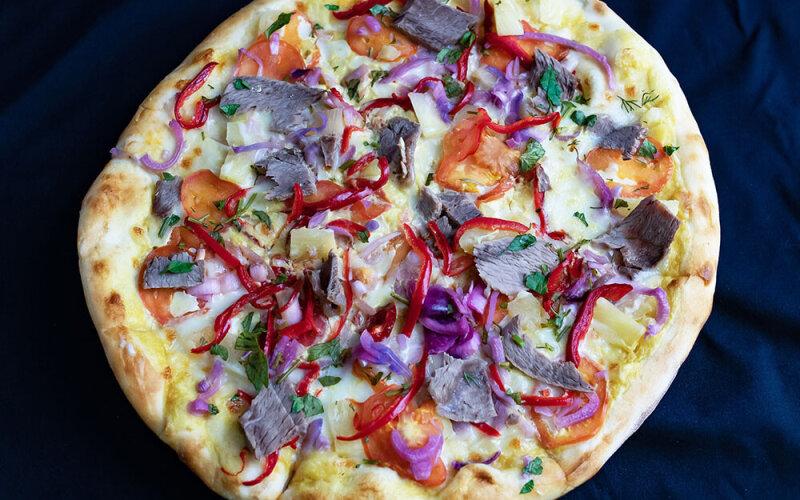 Пицца «Коррида»