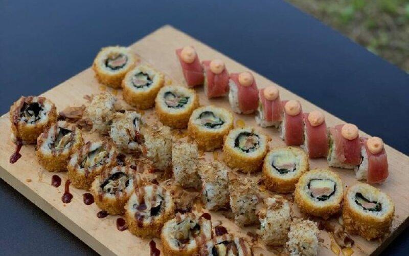 Суши-сет  «Пушечка»