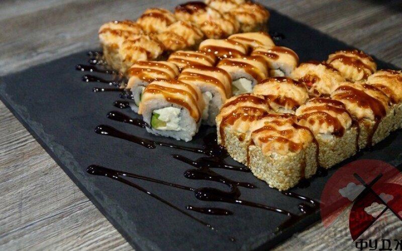 Суши-сет «Горячие штучки»