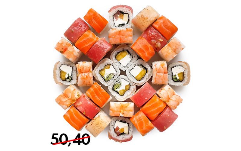 Сет «Море рыбы»