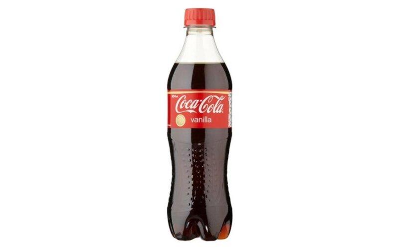 Напиток «Кока-кола» ваниль
