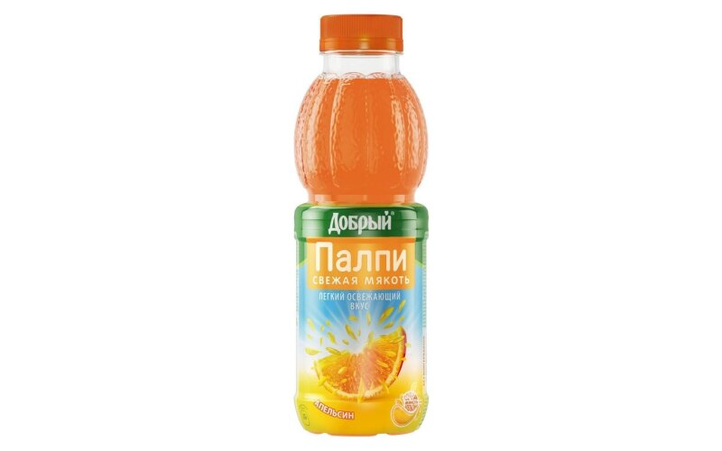 Напиток «Pulpy» апельсин